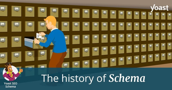 The history of Schema: towards an easy to understand web • Yoast