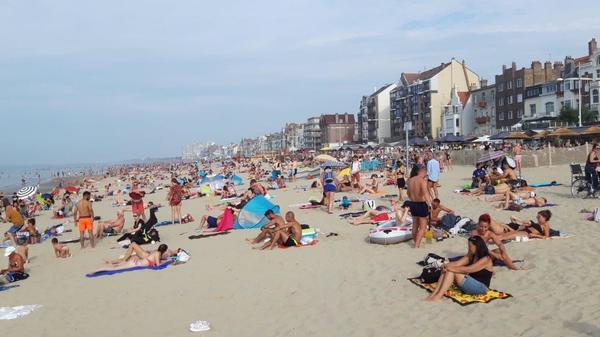 Hauts-de-France: en juillet, le secteur touristique fait de la résistance - Juli viel mee voor toeristische sector