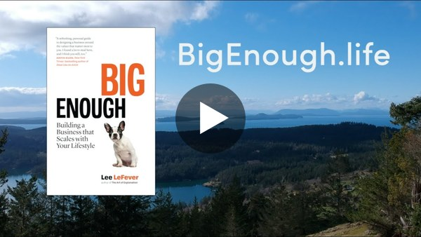 Big Enough Book Trailer