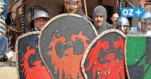 Festauftakt nach Corona: Historienspektakel am Greifswalder Museumshafen