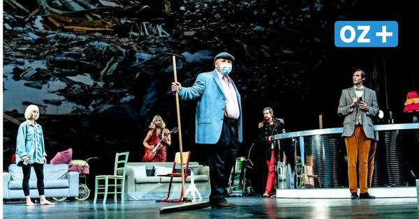 Theater Vorpommern bringt zwei politisch brisante Stoffe auf die Bühne