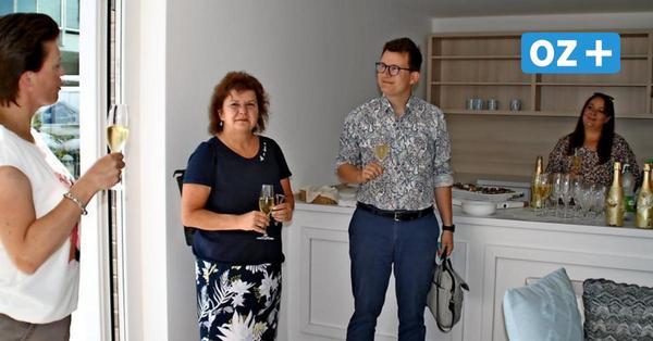 So sehen die Ferienwohnungen des neuen Aparthotels in Boltenhagen aus