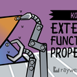 Extension Functions and Properties in Kotlin