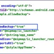 android:allowBackup Demystified