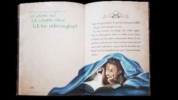"""Blick in """"Das kleine Böse Buch"""""""