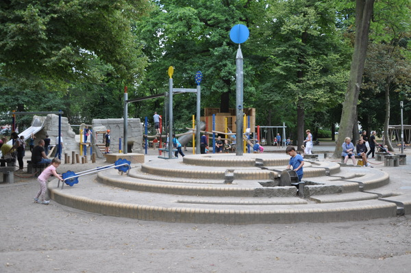 Auf diesen 10 Spielplätzen in Leipzig toben Kinder am liebsten