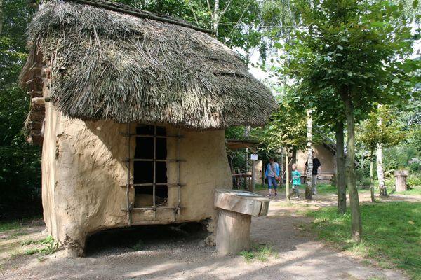 Steinzeitdorf in Kussow (Foto: Malte Behnk)