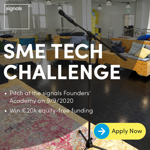 SME Tech challenge by signals Pre-seed