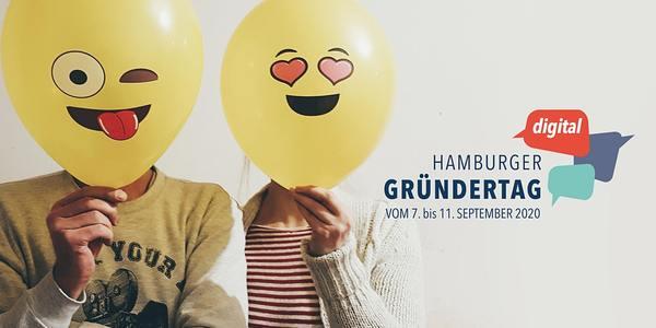 Hamburger Gründertag digital - 7. bis 11. September 2020 Registrierung, Mo, 07.09.2020 um 09:00 Uhr | Eventbrite