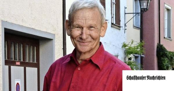 Heinz Merz möchte den Steinern am  30. August eine Alternative bieten