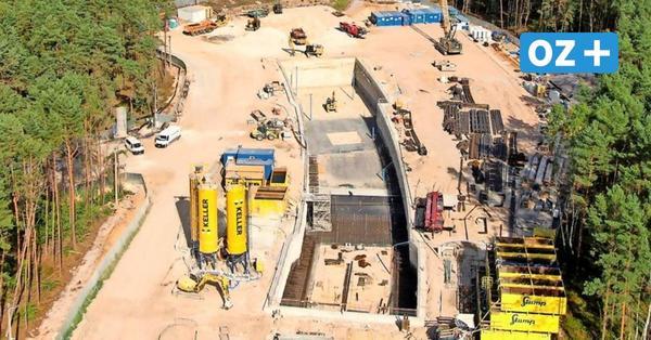 So schreitet der Bau des Swinemünde Tunnels voran