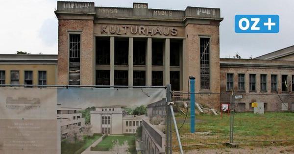 Frust in Zinnowitz: Gemeinde will Kulturhaus-Investor unter Druck setzen