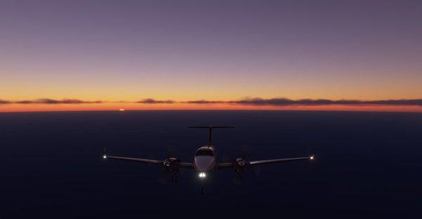 Microsoft Flight Simulator review -- Born to fly