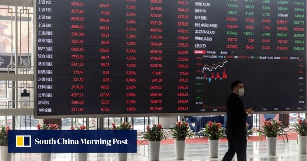 Regulators double daily trading band on Shenzhen's $1.3 trillion ChiNext board in latest move to support China's tech companies