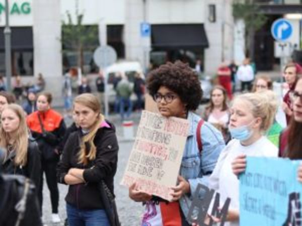 Breaking the Silence About Racism: The Impact of Black Lives Matter in Central Europe
