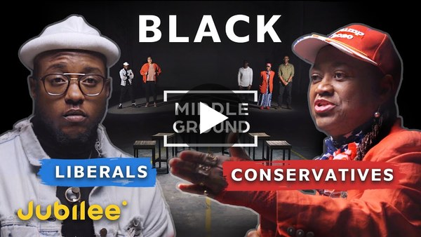 Is It Time To Get Over Slavery? Black Liberals vs Black Conservatives