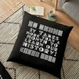 """It takes more than a month to learn our history!"" Floor Pillow by Recruitees 
