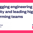 Debugging engineering velocity and leading high-performing teams