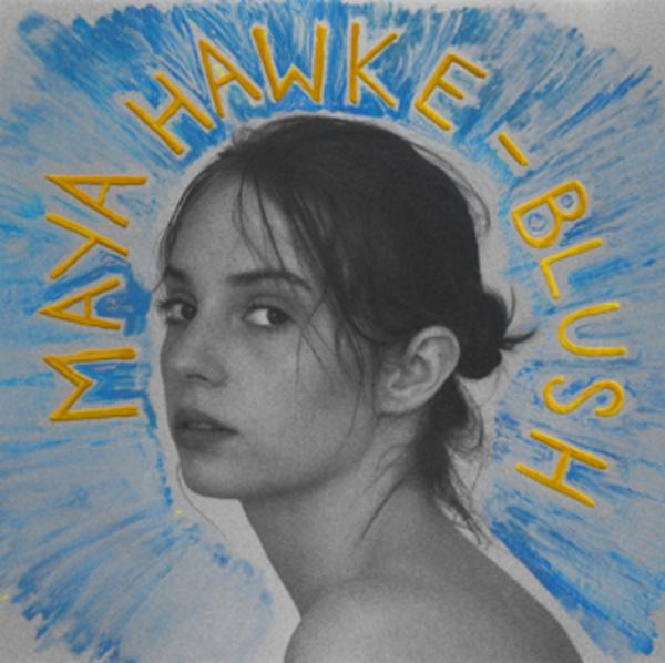 Portada del disco 'Blush' de Maya Hawke