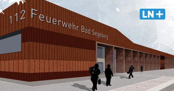 Neubau des Feuerwehrhauses: Bad Segebergs Politik will Kostenexplosion verhindern