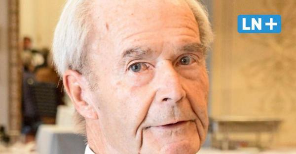 Uwe Menke (81), Altbürgermeister von Bad Segeberg ist gestorben