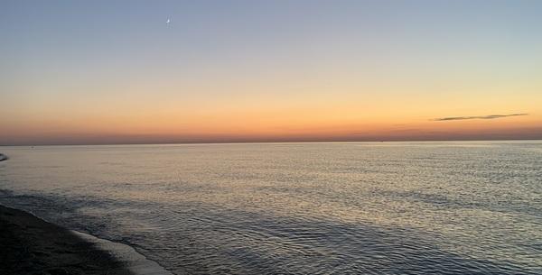 From Sea to Shining Sea (well, actually Lake Michigan...)