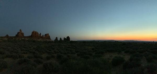 Beautiful, Spacious Skies (Utah)