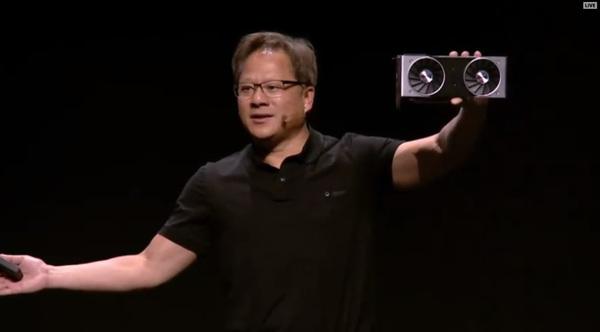 How Nvidia CEO motivates himself with funny paranoia
