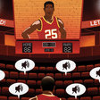 If a Dunk Echoes Across an Empty Gym, Is It Still Must-See TV? - The New York Times