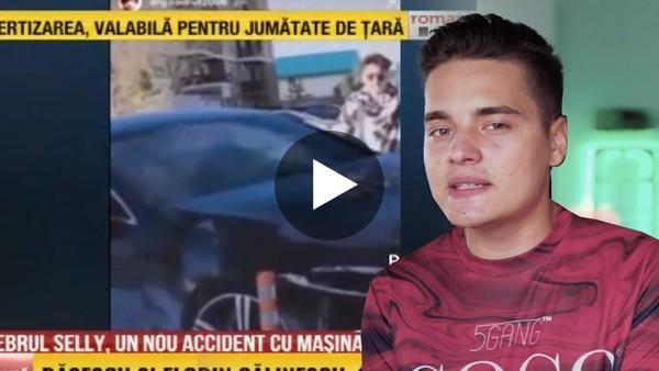 Youtube.com/Selly: Adevarul despre filmarea cu accidentul meu