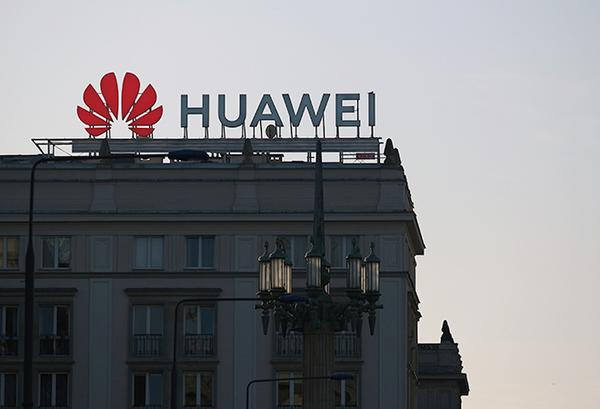 Huawei endgame?