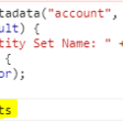 Getting Plural Names of Entities using WebApi - Carl de Souza