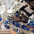 VW fährt wieder Sonderschichten im Werk Wolfsburg