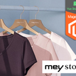 Mey: Online store with PWA functionalities and headless approach