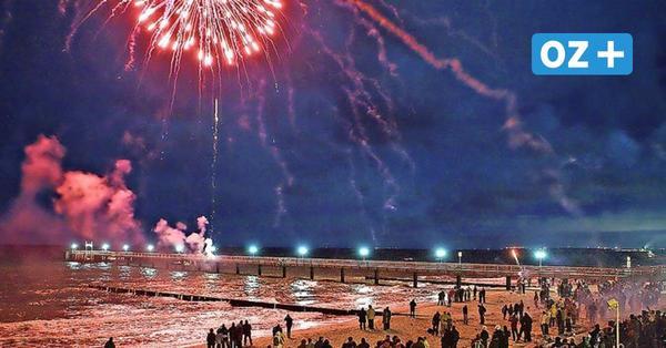 Kühlungsborn: Hoteliers hoffen auf Alternative für Silvester-Feuerwerk