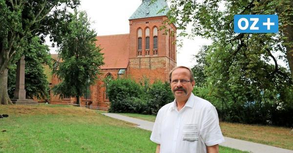 Nach 24Jahren in Kröpelin: Pastor Olaf Pleban geht in Ruhestand