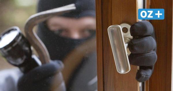 Unbekannte brechen in Einfamilienhäuser in Rerik, Neubukow und Kröpelin ein