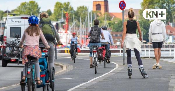 Infoabend und Konzept: Stadt Kiel plant Kiellinie ohne Autos