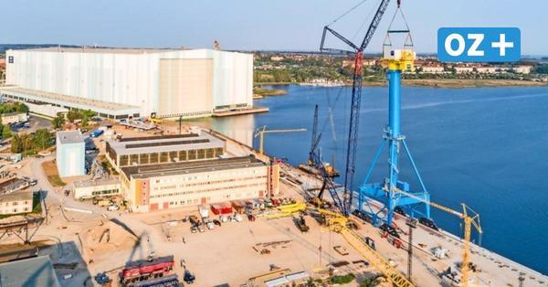 """Wismarer Arbeiter trotz Krise bei MV Werften optimistisch: """"Wir warten ab!"""""""