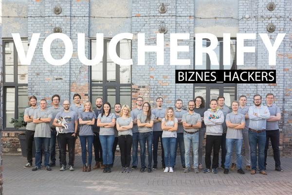 Biznes Hackers – Voucherify