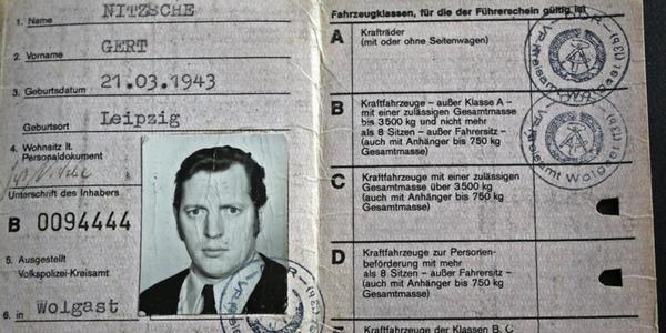 Vorpommern-Greifswald: Zehntausende Führerscheine müssen umgetauscht werden