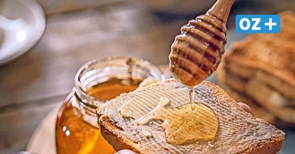Norddeutscher Honigmarkt am Sonnabend in Wismar