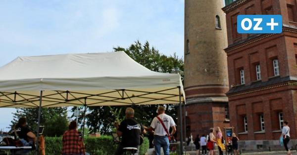 Konzerte vor Naturkulisse lockten an Rügens Nordspitze