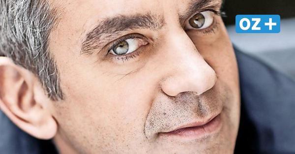 Wladimir Kaminer liest auf Usedom und in Anklam