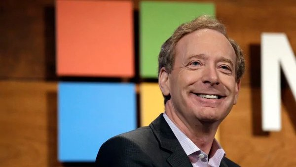 Disinformation surging online during pandemic, says Microsoft president