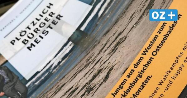 """""""Plötzlich Bürgermeister"""": Lohnt sich das Buch von Boltenhagens Raphael Wardecki?"""