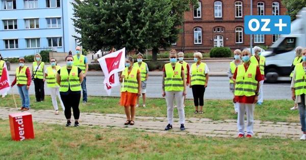 Krankenhaus Grevesmühlen: Verdi ruft erneut zum Streik auf