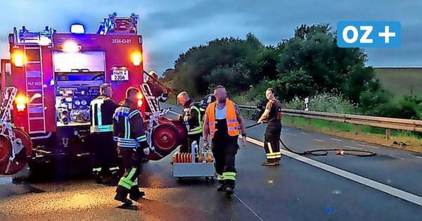 Tödlicher Unfall auf A20 bei Wismar: So verlief die Polizei-Kontrolle des betrunkenen Fahrers