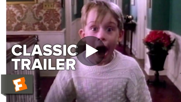 Home Alone (1990) Trailer #1 | Movieclips Classic Trailers