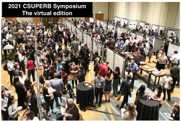 Our 2021 CSUPERB Symposium will be delivered virtually, January 7-10. Stay tuned for more details.